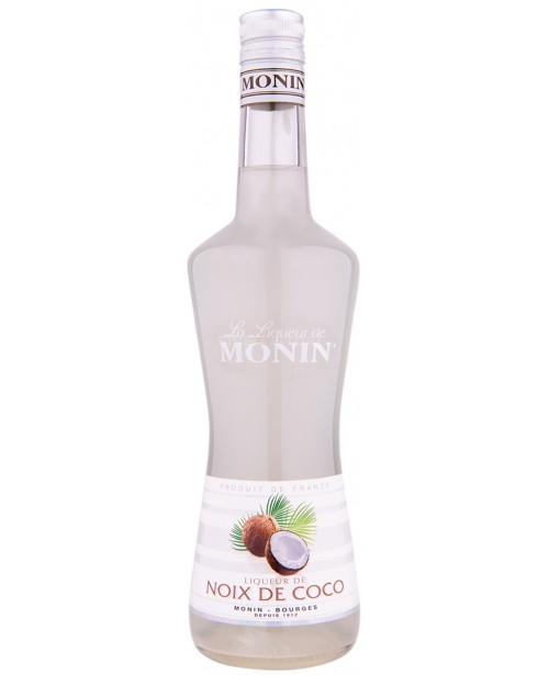Monin Coconut Lichior 0.7L