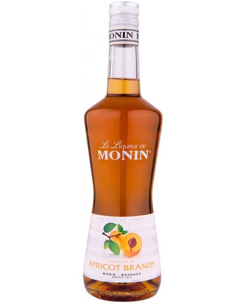 Monin Apricot Brandy Lichior 0.7L