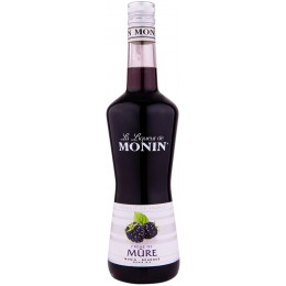 Monin Blackberry Lichior 0.7L