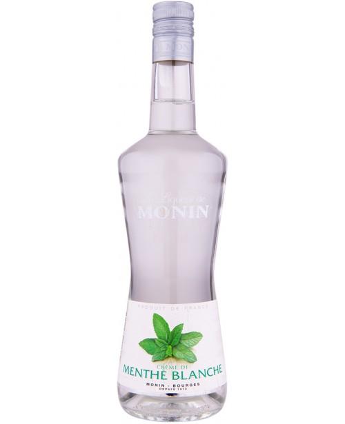 Monin White Peppermint Lichior 0.7L