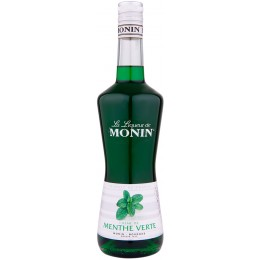 Monin Green Peppermint Lichior 0.7L