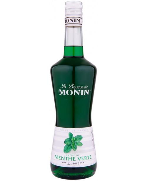 Monin Green Peppermint Lichior 0.7L