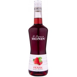 Monin Strawberry Lichior 0.7L
