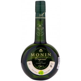 Monin Original Lime Lichior 0.5L