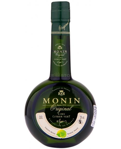 Monin Original Lime Lichior 0.5L