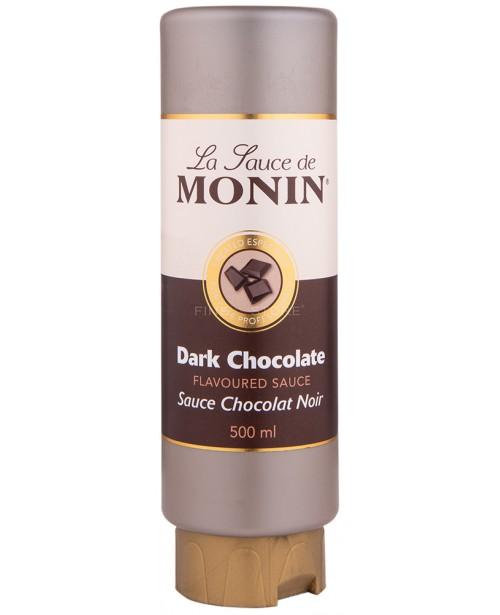Monin Dark Chocolate Topping 0.5L