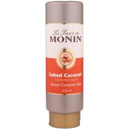 Monin Salted Caramel Topping 0.5L