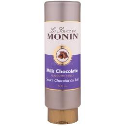 Monin Milk Chocolate Topping 0.5L