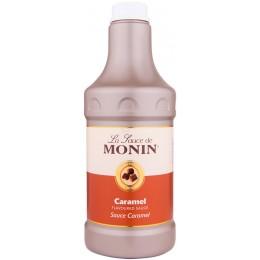 Monin Caramel Topping 1.89L