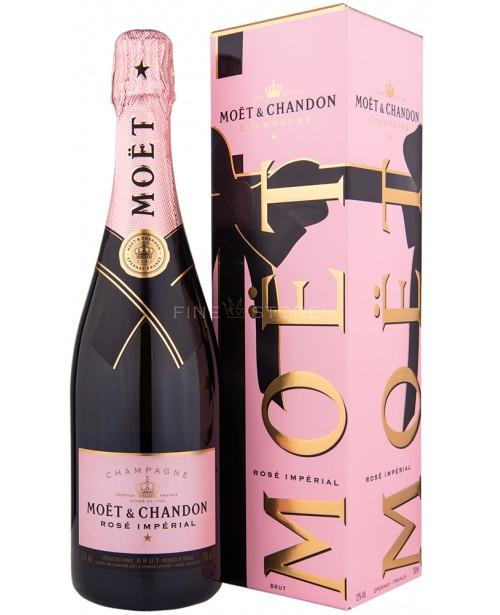 Moet & Chandon Rose Living Ties Cutie Cadou 0.75L