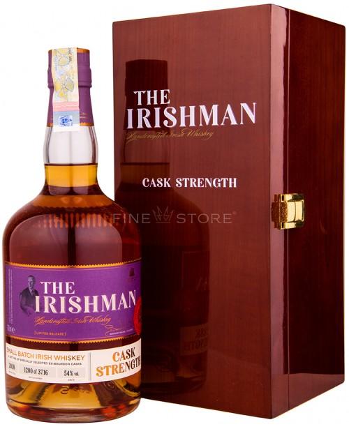 The Irishman Cask Strength 0.7L
