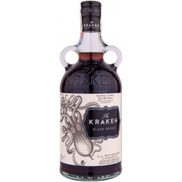 Kraken Black Spiced 0.7L