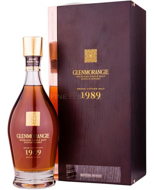 Glenmorangie Grand Vintage Malt 1989 0.7L