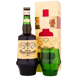 Amaro Montenegro Cu Pahar 0.7L