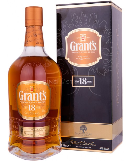 Grant's 18 Ani 0.7L