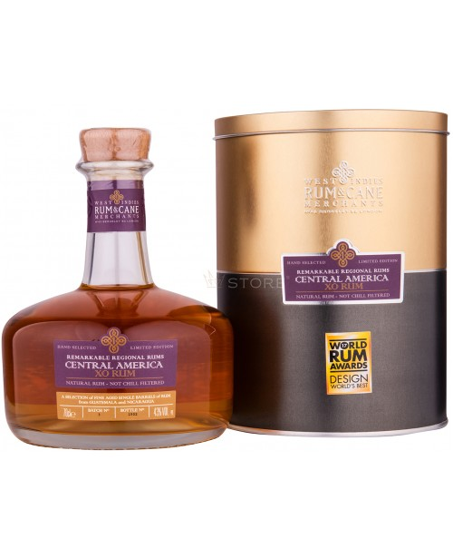 Central America XO Remarkable Regional Rums 0.7L