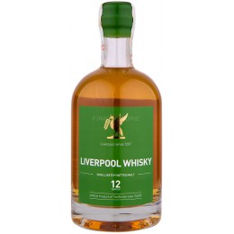 Liverpool Whisky 12 Ani 0.7L