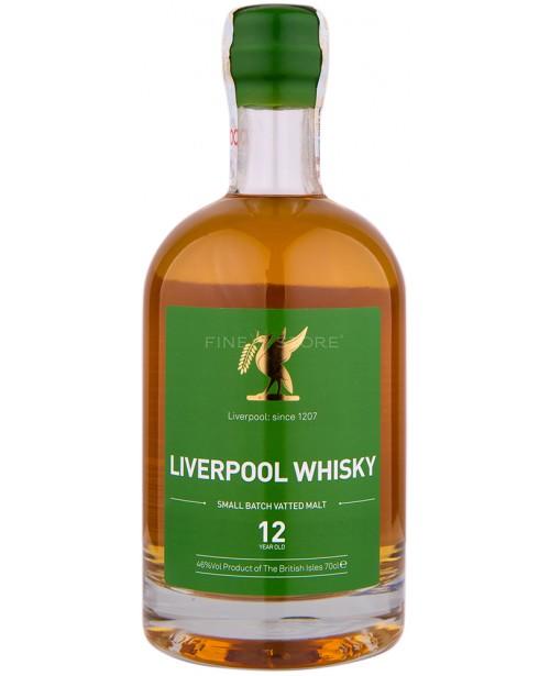 Liverpool Whisky 12 Ani 0.7L