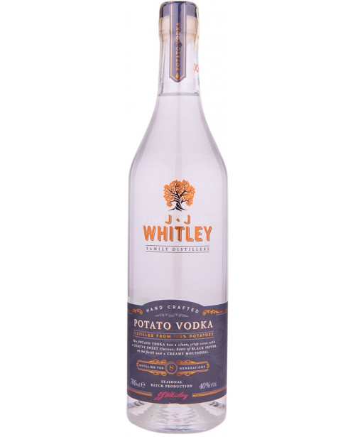 JJ Whitley Vodka Cartofi 0.7L