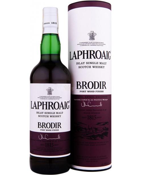 Laphroaig Brodir Port Wood Finish 0.7L
