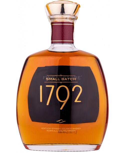 1792 Small Batch 0.75L Top