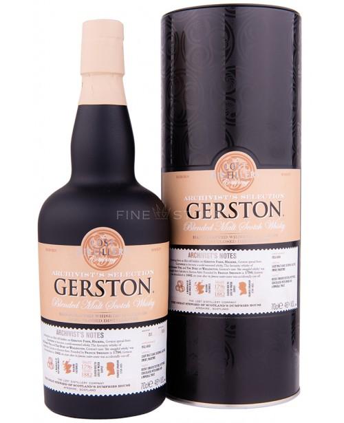 Gerston Archivist's Selection 0.7L
