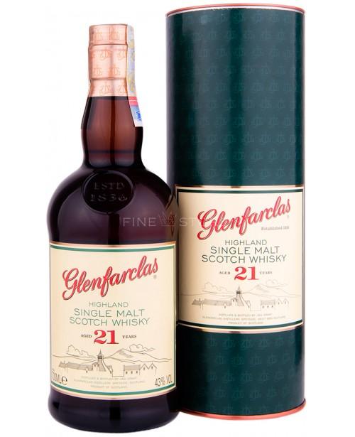 Glenfarclas 21 Ani 0.7L