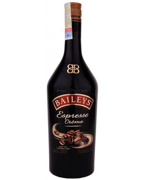 Baileys Espresso Creme 1L