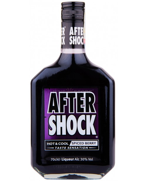 Aftershock Black 0.7L
