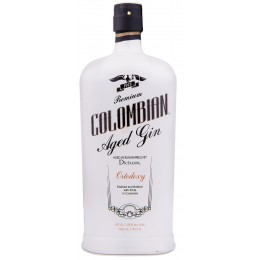 Dictador Colombian Aged Gin Ortodoxy 0.7L