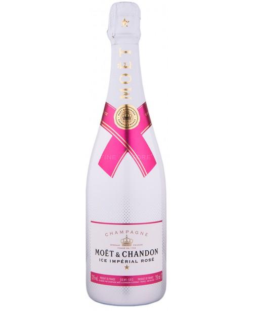 Moet & Chandon Ice Imperial Rose Demi-Sec 0.75L