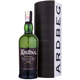 Ardbeg 10 Ani Warehouse Pack 0.7L