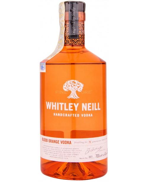 Whitley Neill Portocale Rosii Vodka 0.7L