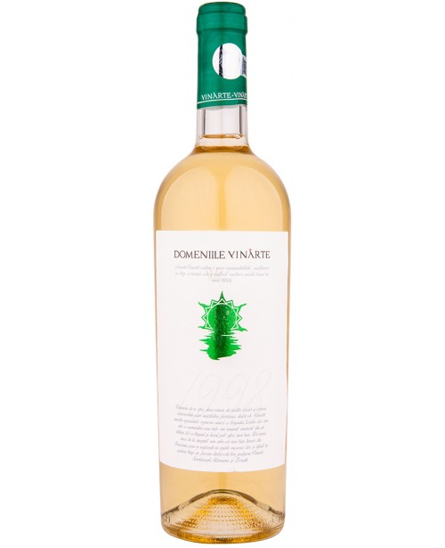 Vinarte Domeniile Sauvignon Blanc & Feteasca Alba 0.75L