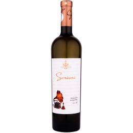 Hermeziu Scrisori 5 Riesling de Rhin & Sauvignon Blanc 0.75L