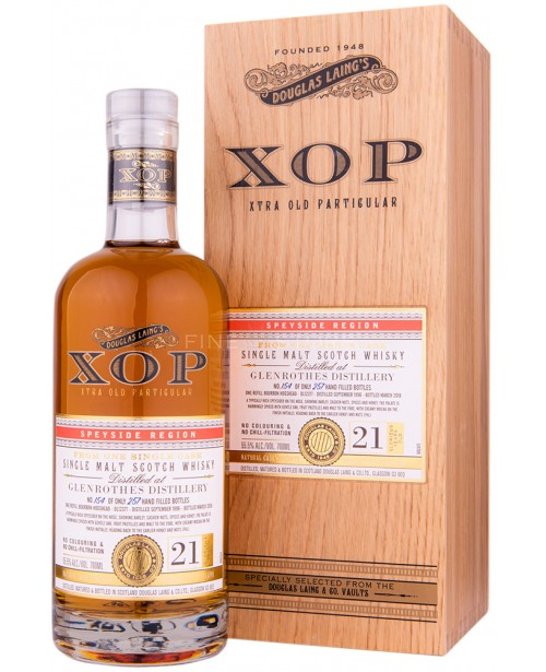 Glenrothes 21 Ani 1996 Xtra Old Particular 0.7L