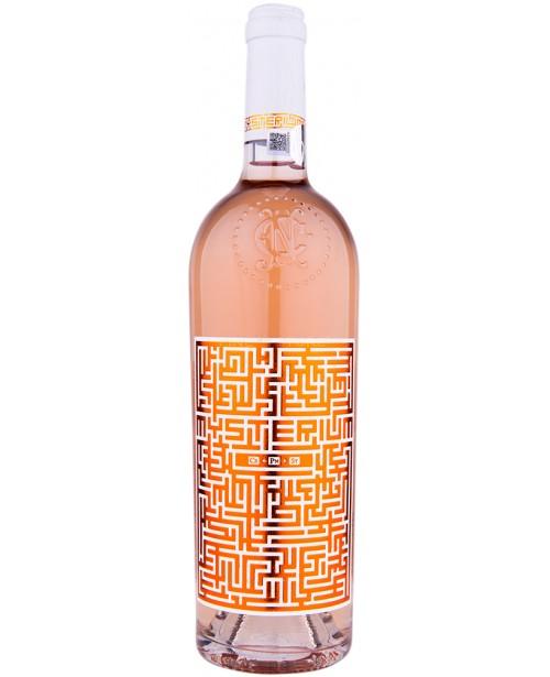 Jidvei Mysterium Cabernet Sauvignon & Shiraz & Pinot Noir Rose 0.75L