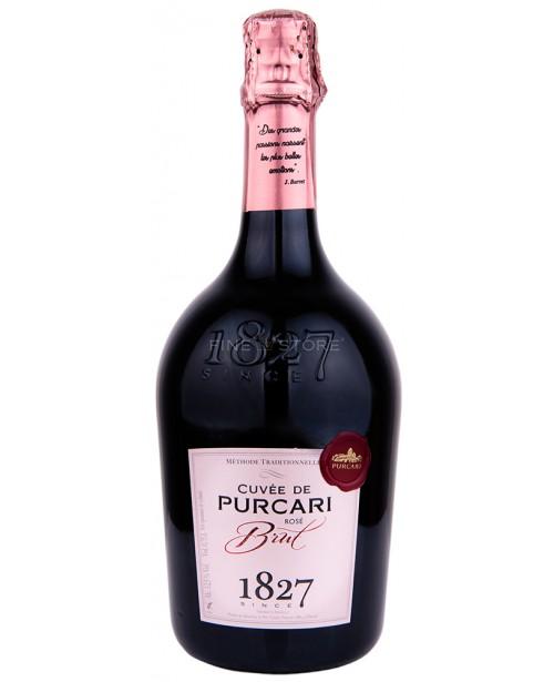 Cuvee de Purcari Rose Brut 0.75L