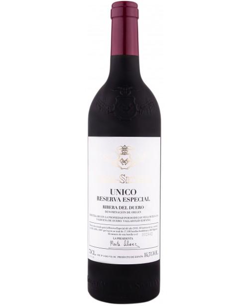 Vega Sicilia Unico Reserva Especial 0.75L