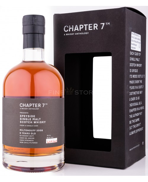 Chapter 7 Speyside 0.7L