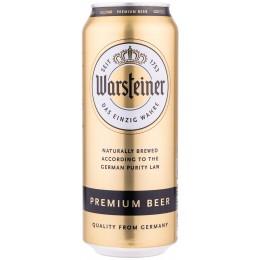 Warsteiner Premium Doza 0.5L BAX