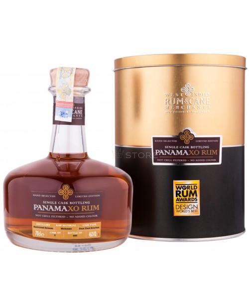 Panama XO Single Cask Bottling Rum 0.7L