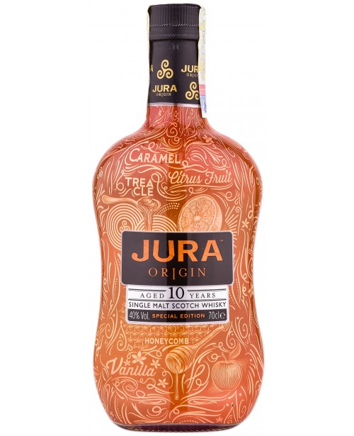 Isle Of Jura 10 Ani Editie Tattoo 0.7L
