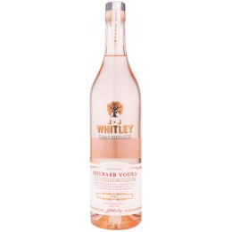 JJ Whitley Vodka Rubarba 0.7L
