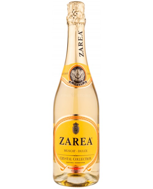 Zarea Crystal Collection Muscat Dulce 0.75L