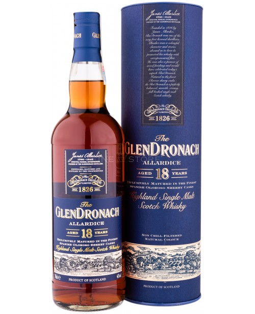 GlenDronach 18 Ani Allardice 0.7L
