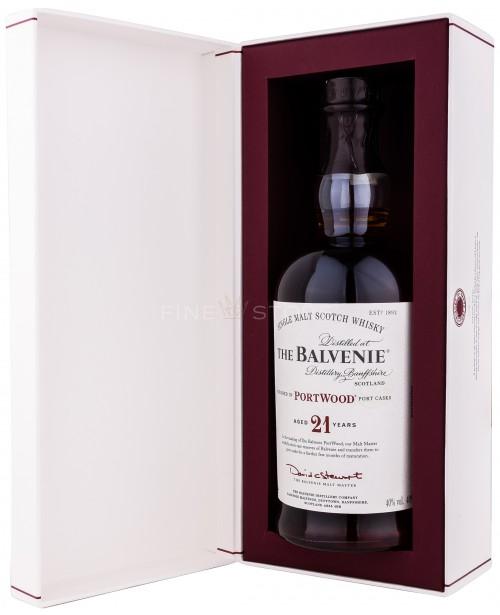 Balvenie 21 Ani PortWood 0.7L Top