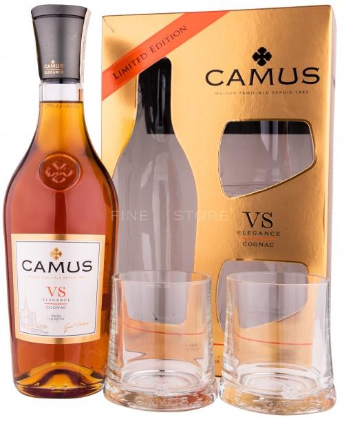 Camus VS Elegance Cu 2 Pahare 0.7L