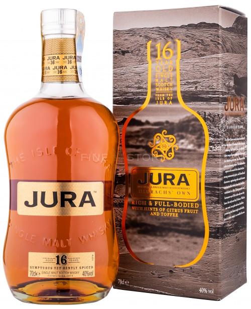 Isle Of Jura 16 Ani 0.7L