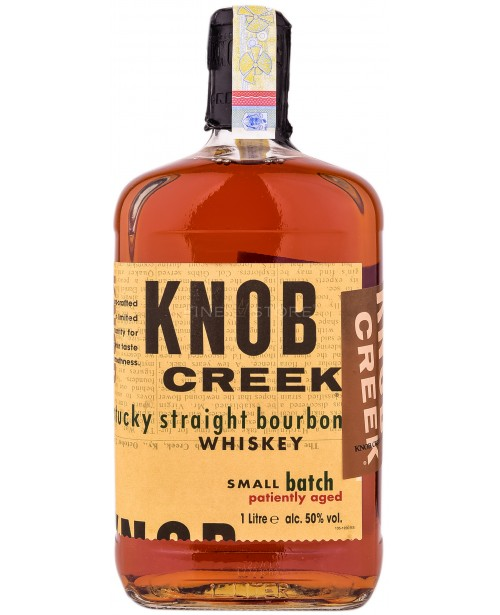 Knob Creek Small Batch 1L